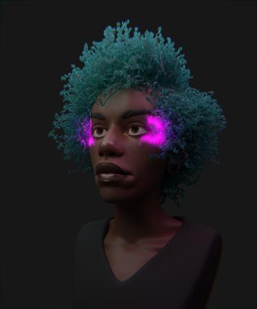 Hair 03 Render 01