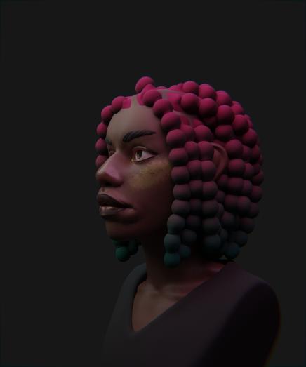 Hair 06 Render 02